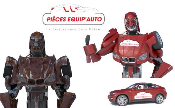 Piece Equip Auto